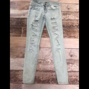 American Eagle Outfitters super stretch size 4